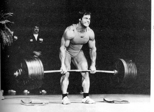 Heavy Deadlifts