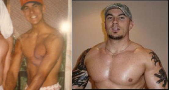 Jason Ferruggia Before and After Muscle Transformation Pics