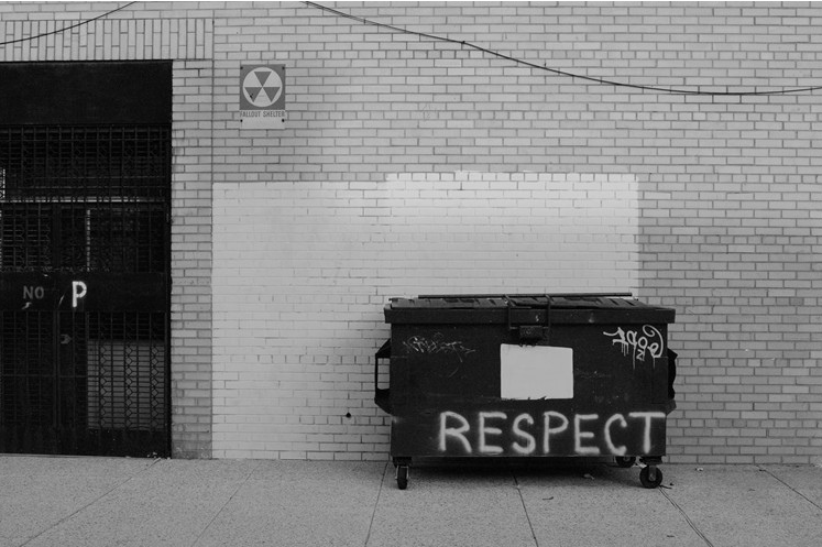 Respect yourself, Your Body is Not Shit!
