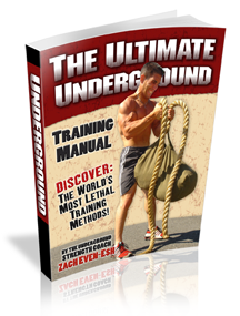 The Underground Strength System Manual by Zach Even-Esh