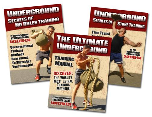 Underground Strength Manual Download