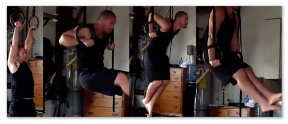 How to Muscle Up Step by Step