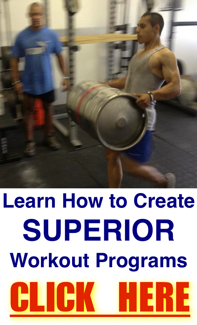 Create Superior Workout Programs
