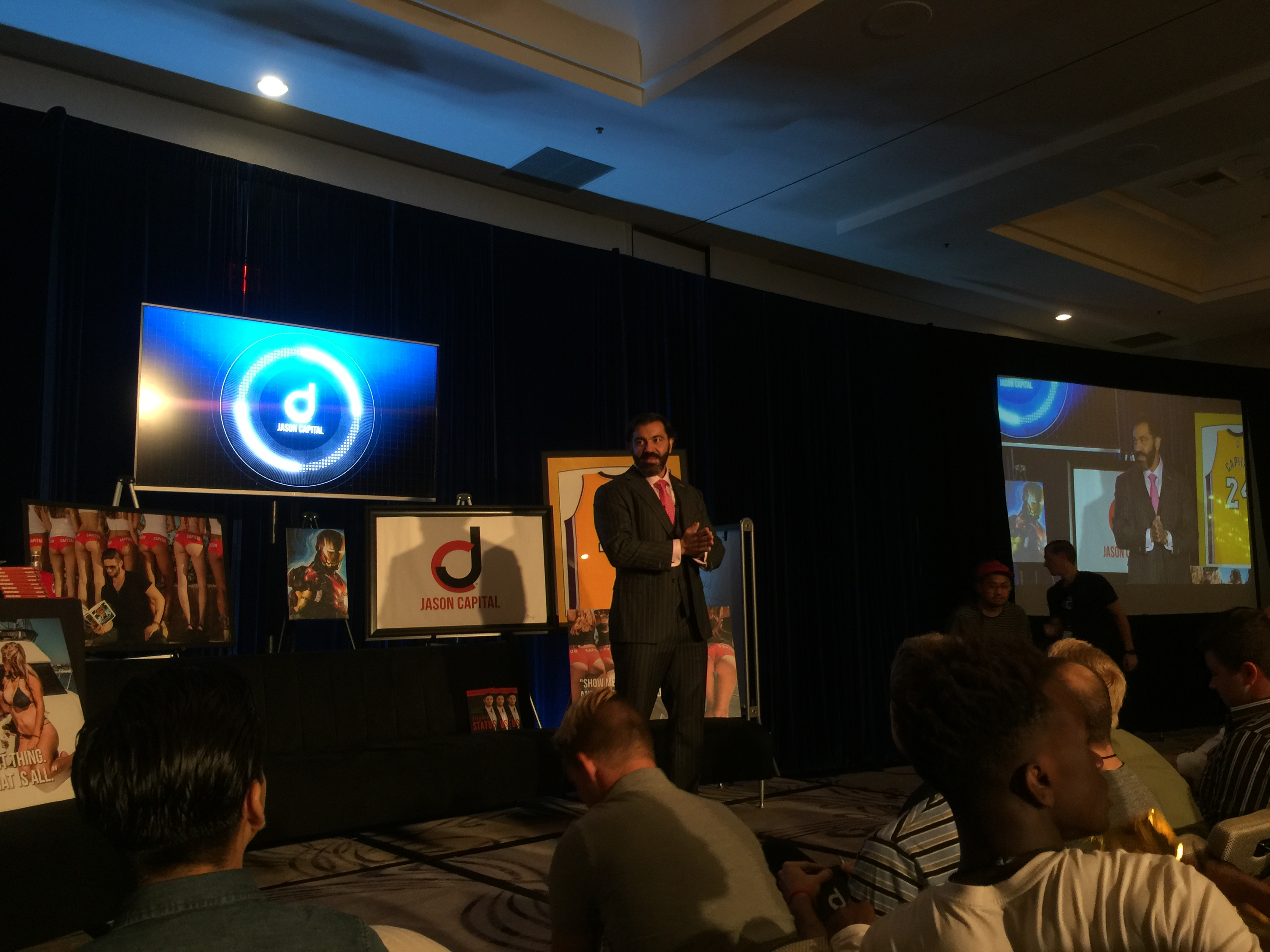 Bedros Keuilian @ the High Status Summit