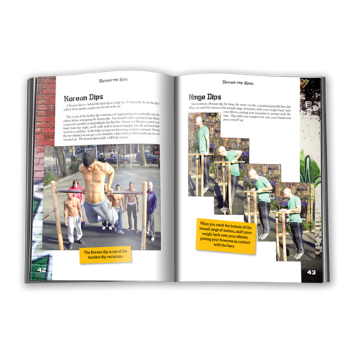 Raising the Bar by Al Kavadlo - Calisthenics Book
