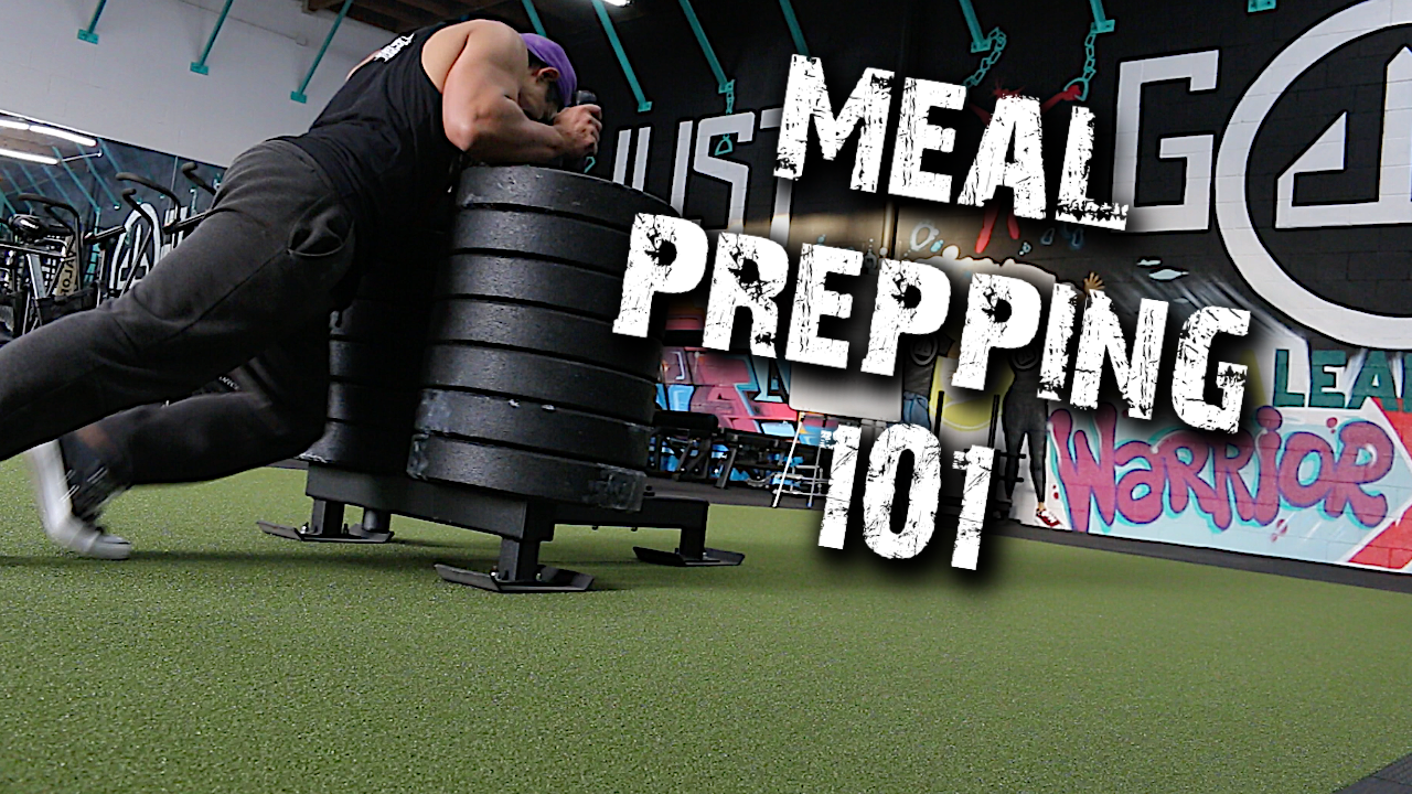 easy meal prepping to build muscle 101